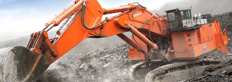 Excavators, Heavy Plant, Plant Equipment, Construction Machinery